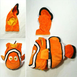 Clown Fish Costume Baby Toddler 18-36 mos 2876E1M